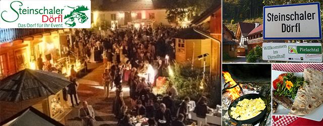 Dörfl - Dorffest - Header
